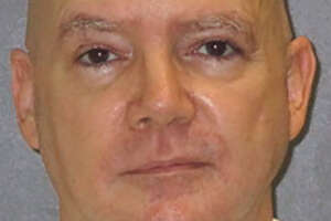 """A handout photo released by the Texas Department of Criminal Justice on October 18, 2017 shows Anthony Allen Shore, 55, a serial killer who is scheduled for execution on October 18.  Texas was set on October 18, 2017 to execute a confessed serial killer who raped, tortured and murdered three girls and one young woman in the 1980s and 90s. Now 55 years old, Shore was known as the """"Tourniquet Killer"""" during his crime spree, because he strangled his victims to death with an improvised compression device consisting of rope and a tool used for tightening it.  / AFP PHOTO / Texas Department of Criminal Justice / STF / RESTRICTED TO EDITORIAL USE - MANDATORY CREDIT """"AFP PHOTO / TEXAS DEPARTMENT OF CRIMINAL JUSTICE"""" - NO MARKETING NO ADVERTISING CAMPAIGNS - DISTRIBUTED AS A SERVICE TO CLIENTS  STF/AFP/Getty Images"""