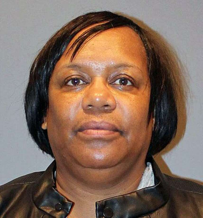 Betty Chappell, 56, of Bridgeport, Conn., was charged with second-degree forgery and statement statement in absentee balloting, according to Stratford Police Capt. Frank Eannotti. Photo: Contributed Photo / Stratford Police Department / Contributed Photo / Connecticut Post Contributed