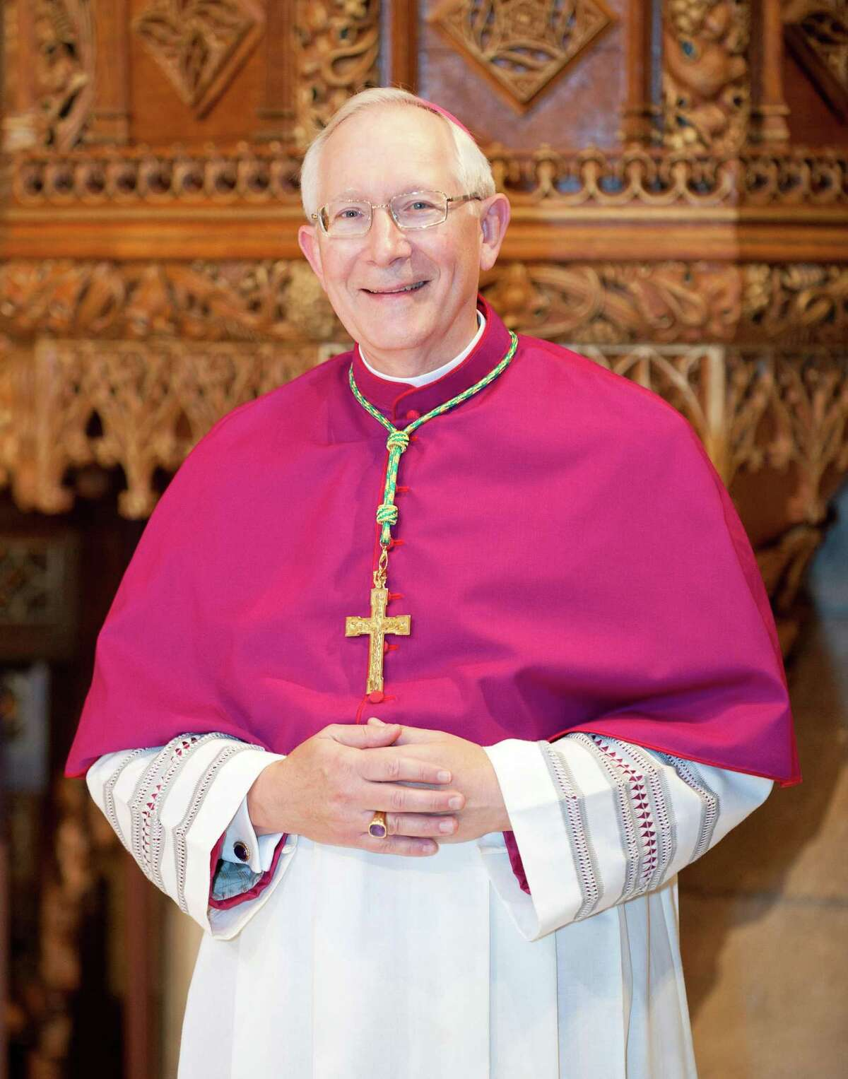 The Most Reverend Leonard P. Blair is Archbishop of the Archdiocese of Hartford.