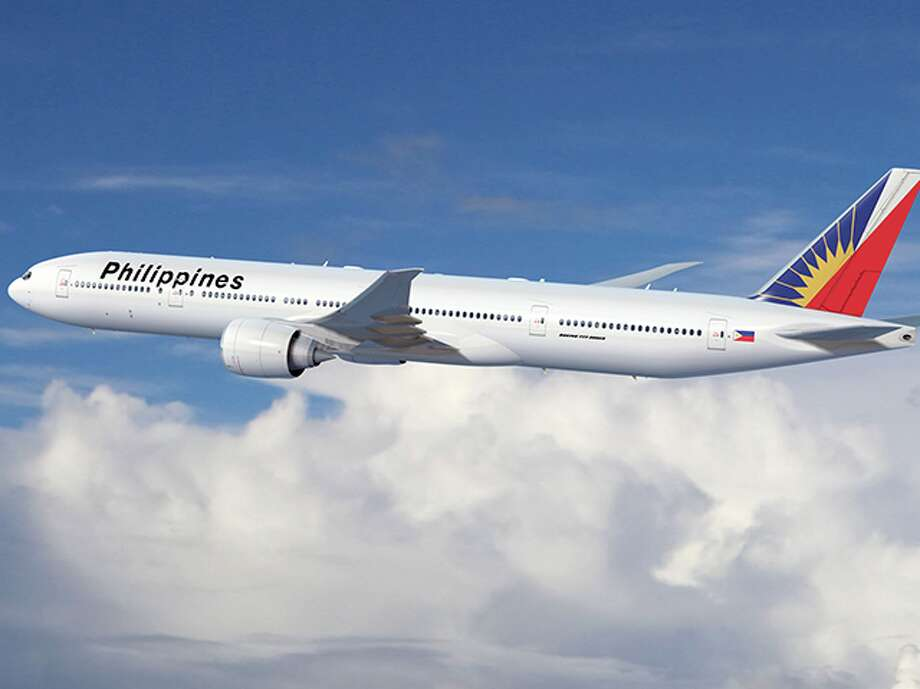 Philippine Airlines uses a Boeing 777 on its nearly 15 hour nonstop between SFO and Manila Photo: Philippine Airlines