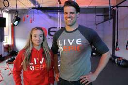 Owners Jamie Clifton and Matt Sonak opened Epic Hybrid Training in Bridgeport on the East End in the Innovation Center on Connecticut Avenue.