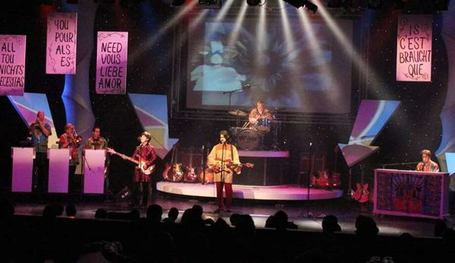 Beatlemania Now will be on stage at the Shubert Theatre in New Haven on Jan. 26. Photo: Shubert Theatre / Contributed Photo