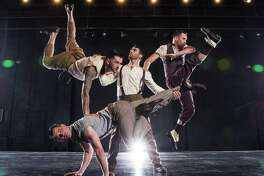 """Travis Wall, of FOX's """"So You Think You Can Dance,"""" and colleagues are coming to the Shubert Theatre in New Haven Jan. 27."""