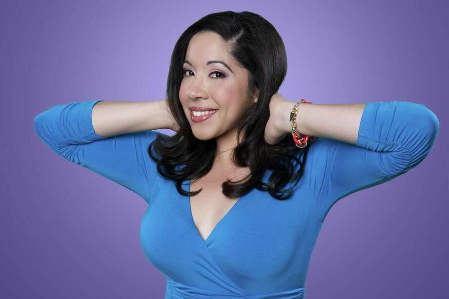 Comedian Gina Brillon performs at Comix Comedy Club at Mohegan Sun Jan. 25 to 27. Photo: Mohegan Sun / Contributed Photo