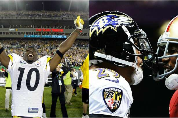 Betting odds for past Super Bowls Every year, Las Vegas releases betting odds on which teams will win the Super Bowl.   Scroll through the slideshow to see which teams were projected to win each Super Bowl, according to Las Vegas.