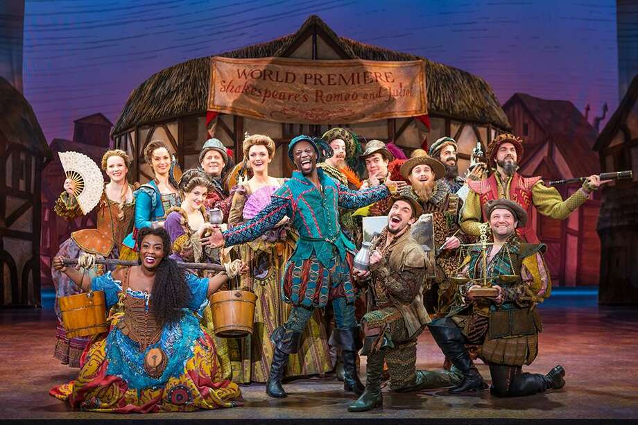 "The cast of ""Something Rotten"" is coming to the Bushnell Jan. 30 to Feb. 4. Photo: Jeremy Daniel / Contributed Photo / Photo: Jeremy Daniel (Instagram @JeremyDanielPhoto)"