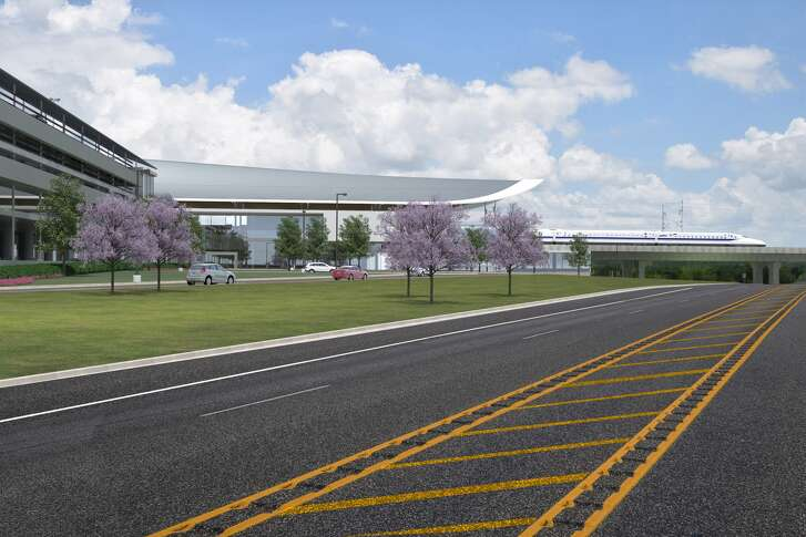 Texas Central identified a 60-acre site in Roans Valley for its midpoint stop along the proposed Texas Bullet Train.