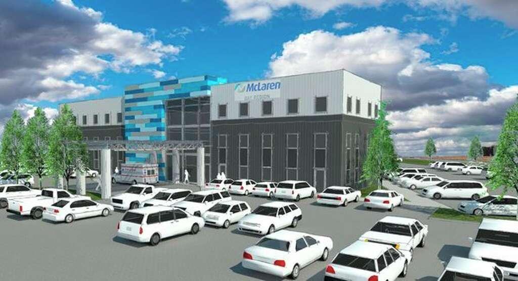 Marvelous An Artistu0027s Rendering Of The New McLaren Bay Region Medical Office Building  On Joe Mann Boulevard
