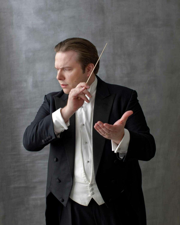 Conductor Ignat Solzhenitsyn.