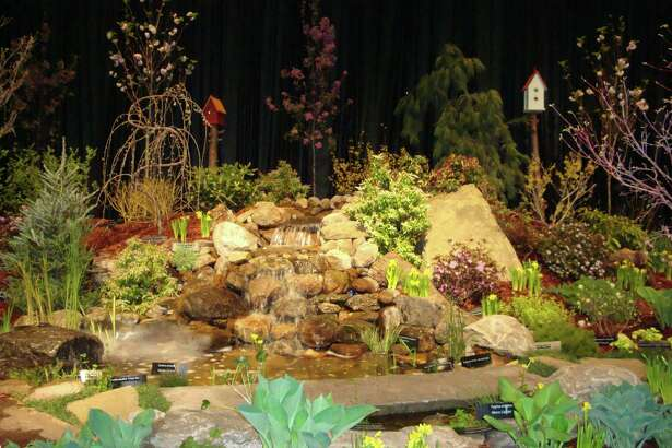 The 37th annual Connecticut Flower & Garden Show returns to the Connecticut Convention Center in Hartford, Feb. 22-25. Above, an exhibit from the 2017 show.