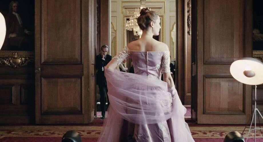 """Phantom Thread"" costume designer Mark Bridges created  dresses for the film that reflect Reynolds Woodcock (Daniel Day-Lewis)' inner turmoil. Photo: Focus Features, HO / TNS"