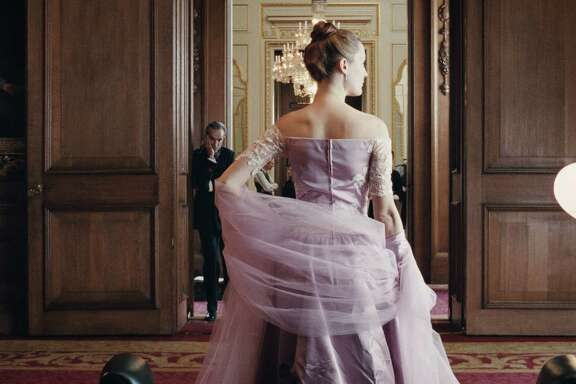 """Phantom Thread"" costume designer Mark Bridges created  dresses for the film that reflect Reynolds Woodcock (Daniel Day-Lewis)' inner turmoil."