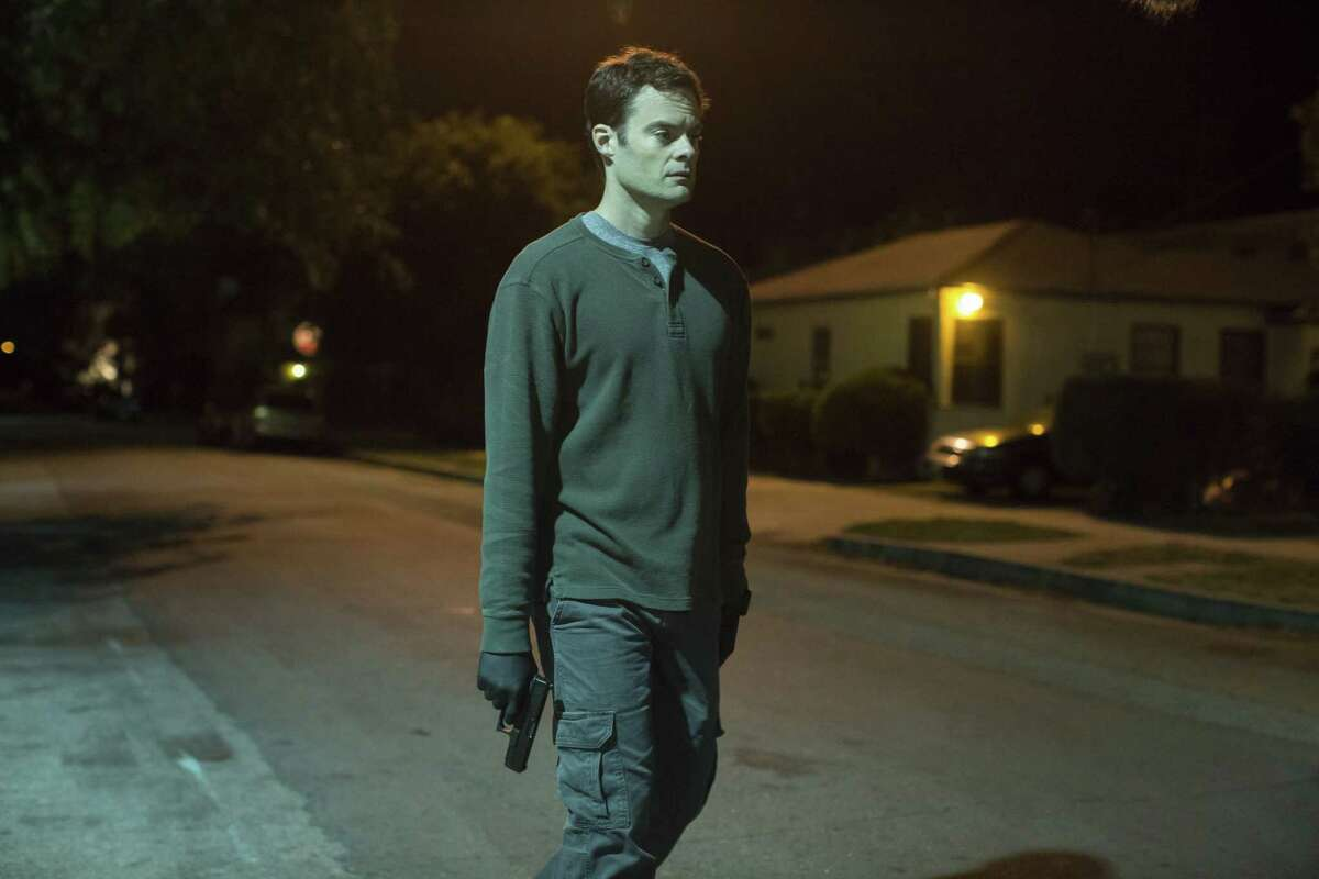 """Bill Hader directs and stars in """"Barry,"""" the story of a hitman at a crossroads."""