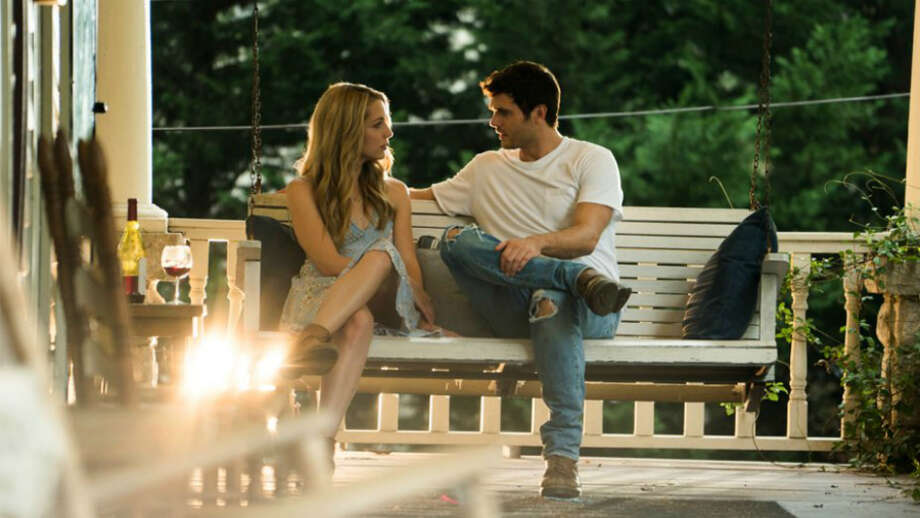 "Alex Roe and Jessica Rothe in ""Forever My Girl"" (2018)"