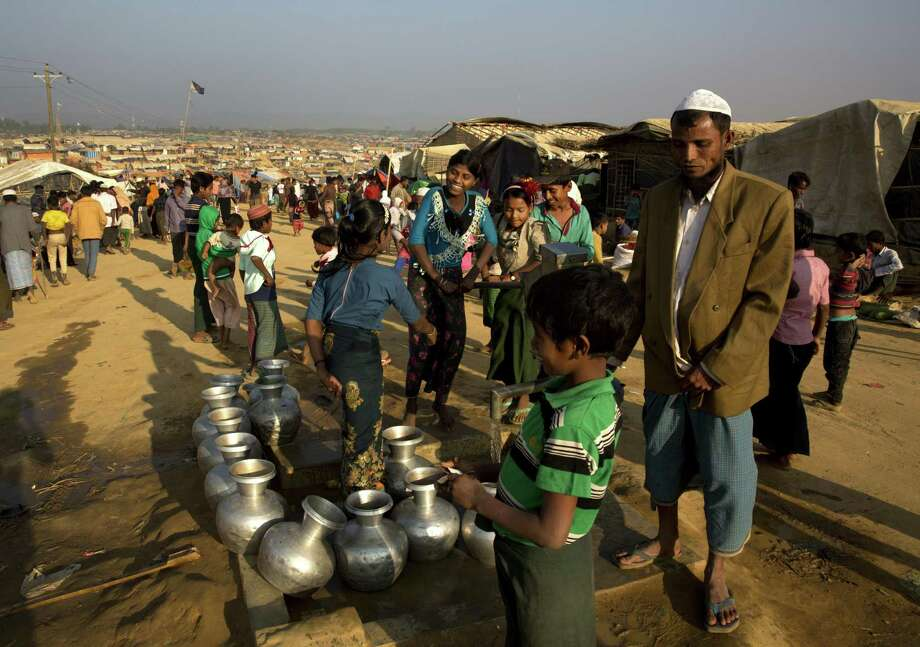 Rohingya Refugees To Go Back Where They Are Being Hunted
