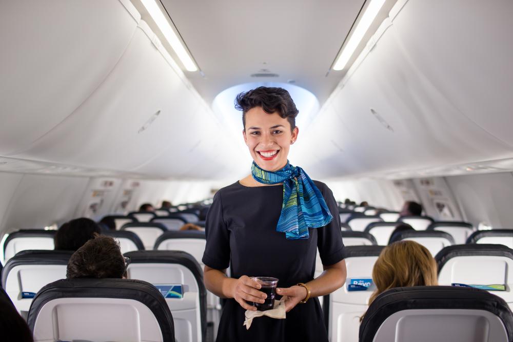 Flight attendant hookup sites