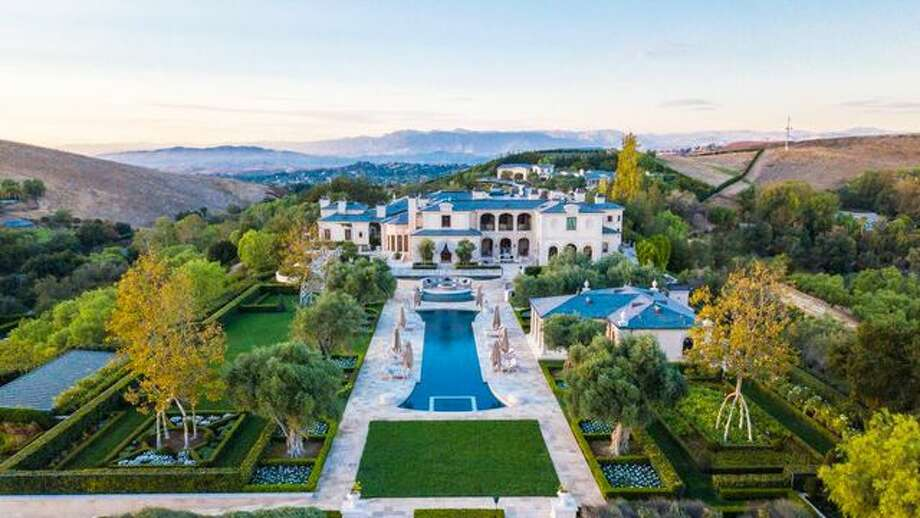 Tech titan Thomas Tull recently put his Westlake Village estate, that's just northwest of Los Angeles, on the market for $85 million. Photo: Realtor.com