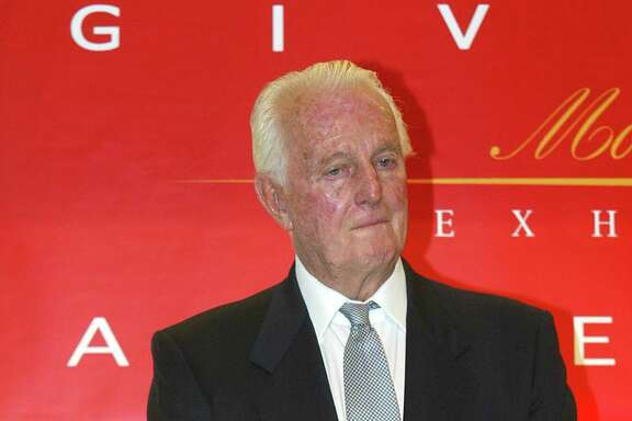 STYLE HERO:  Hubert de Givenchy
