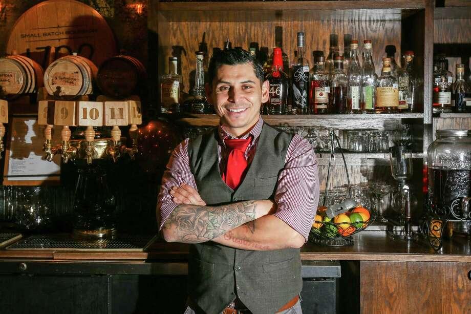 Refuge bartender Anthem Black shares love of the trade ...