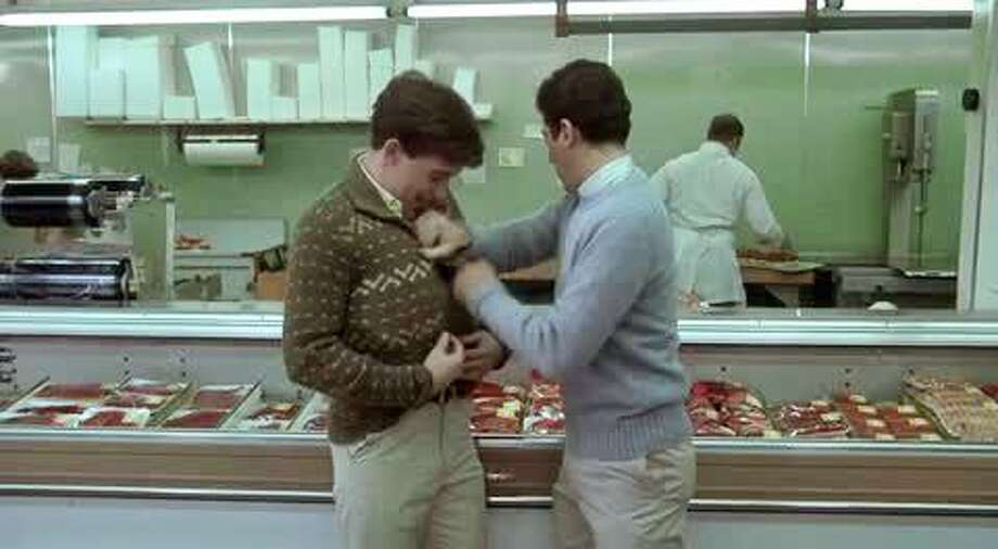 """The meat-stealing scene from the movie """"Animal House."""" Photo: File Photo"""