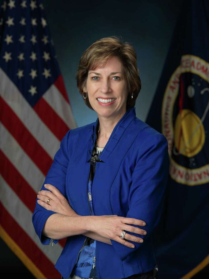 Dr. Ellen Ochoa, Director of the Johnson Space Center and former NASA astronaut STS-56, STS-66, STS-96, and STS-110, will present the prestigious 2015 Rotary National Award for Space Achievement to Colonel Cabana.