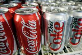 Coca-Cola says it wants to recycle a bottle or can for every beverage it sells by 2030. It is also looking to reduce the amount of plastic it uses in bottles.