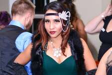 The Étonnant Fleur's Great Gatsby Roaring '20s party Friday night, Jan. 20, 2018, helped raise money to benefit area women veterans while flaunting a bit of ritzy style.
