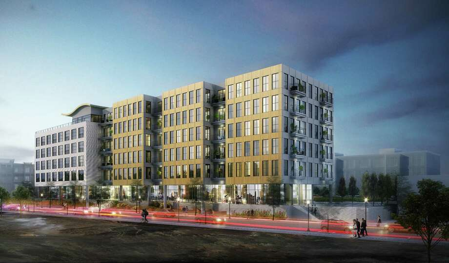 Harbourside SONO at 121-123 Water St. in South Norwalk. Photo: Contributed Rendering