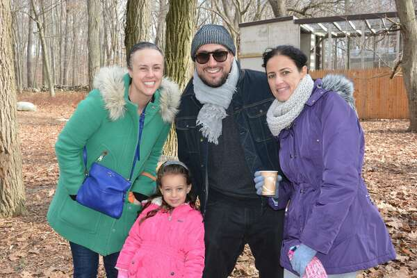 Earthplace in Westport held its annual Winterfest on January 20, 2018. Families enjoyed crafts, a fire and winter activities like snowshoeing and miniature ice sculptures. Were you SEEN?