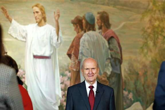"New Mormon President Russell Nelson said the ""Lord is in charge of picking top church leaders"" and acknowledged that its highest leadership councils are not a ""representative assembly."""