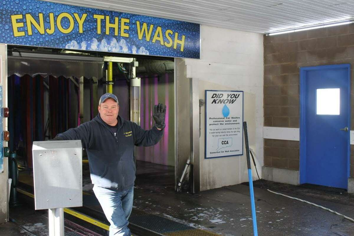 """For two decades, Matthew A. Rook has run A Marvelous Car Wash at 593 Washington St., Middletown. """"I'm here most of the time,"""" Rook said. """"Twenty years as owner-operator and I'm still loving it."""""""