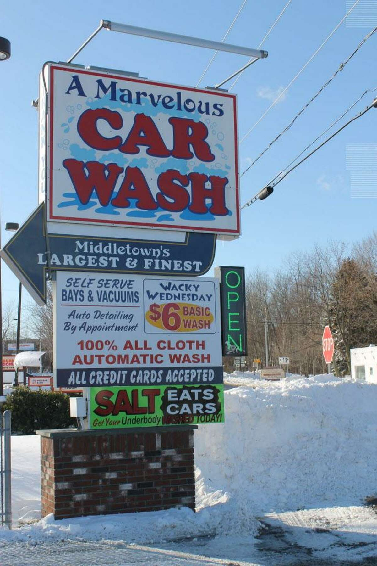 """""""If we want to live up to our car wash name, then it's hands on for me. Customer service comes first,"""" Rook said. His father, who runs Victor's Auto Body down the street, """"taught me that customers are always number one."""""""