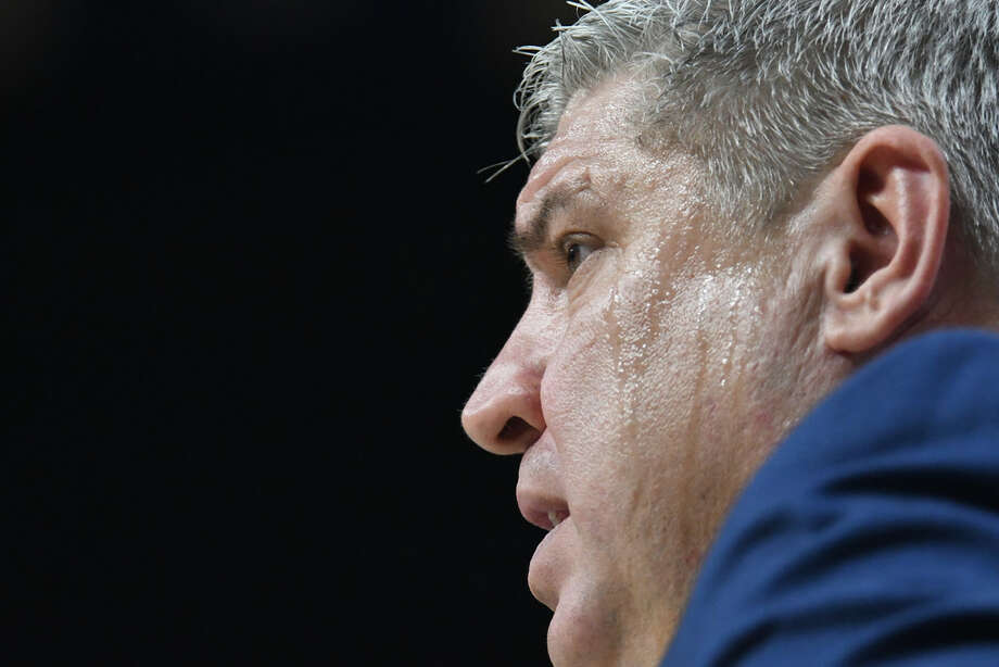 Will Siena, 3-6 in games decided by five points or less, make Jimmy Patsos sweat out another one vs. Quinnipiac? (Jenn March/Special to the Times Union)