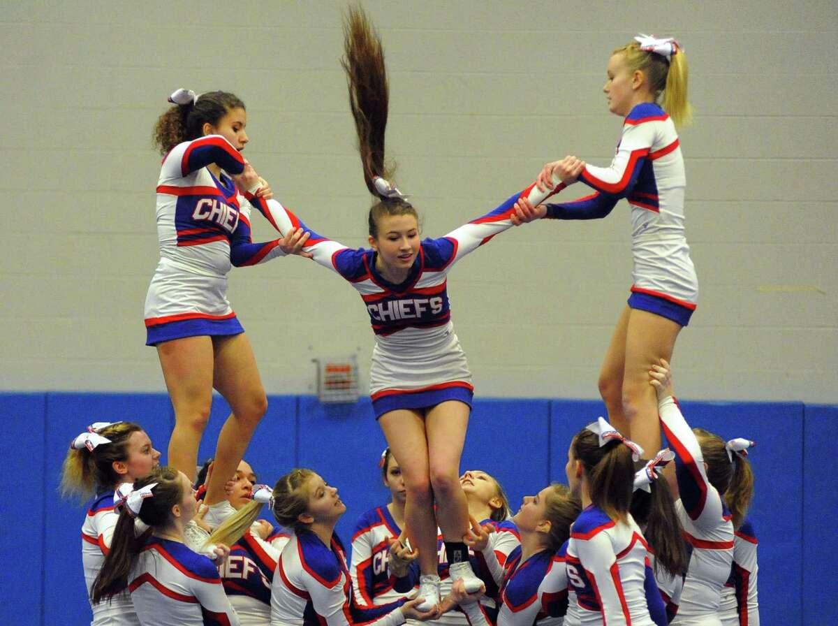 The Seymour High School Wildcat Spirit Club hosts its 10th annual