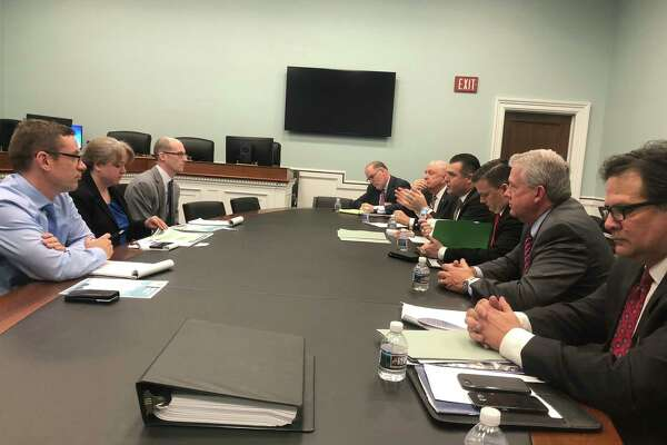A handful of county officials made the trip to Washington D.C. this week to let legislators know just how important legislation which could provide $81 billion for disaster assistance is for Montgomery County.