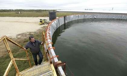 Bigger wells, but more water - ExpressNews com