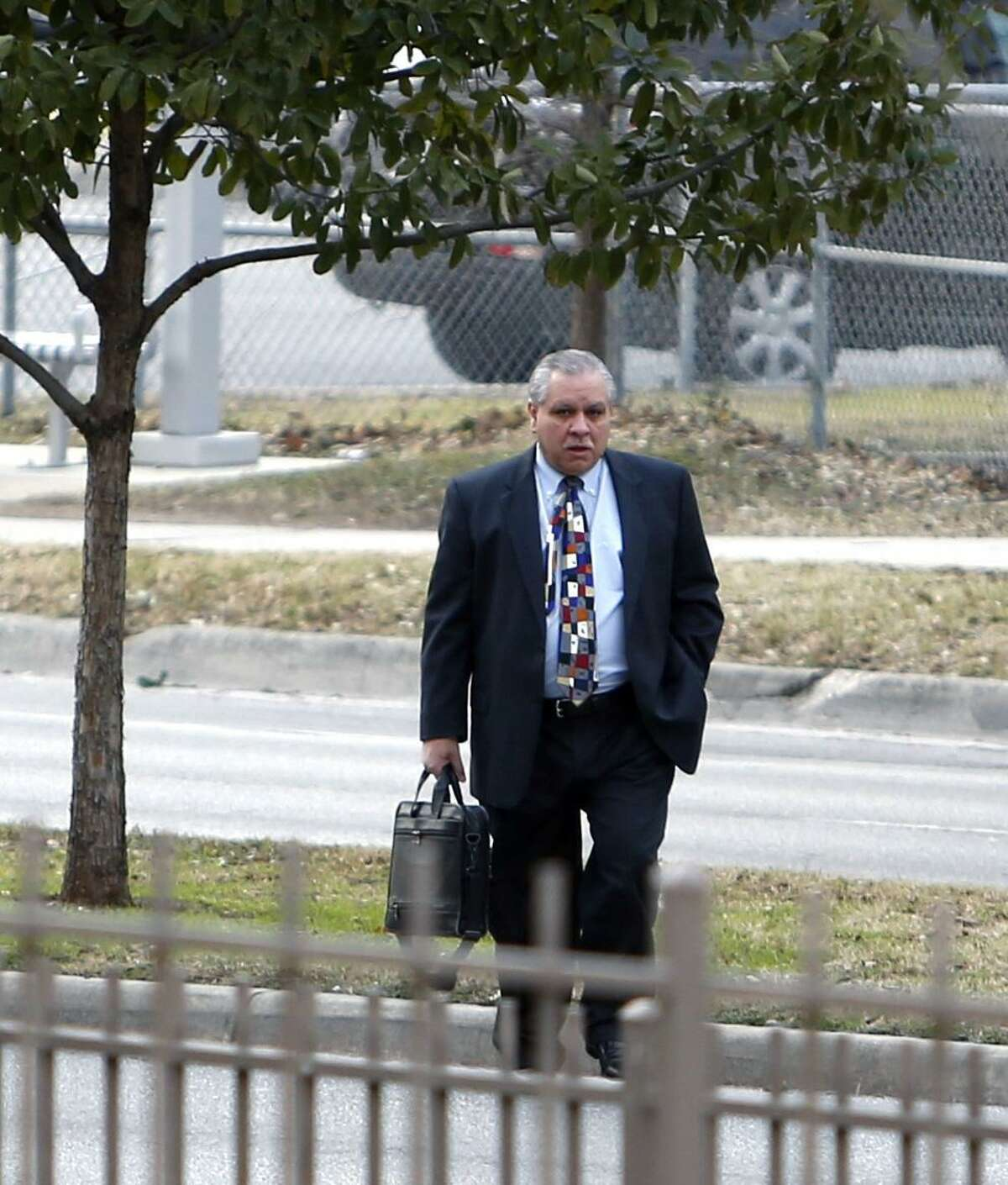 Gary Cain, state Sen. Carlos Uresti's co-defendant, faces nine felony charges, including conspiracy to commit wire fraud and conspiracy to launder money in connection with his role at now-defunct oil field services company FourWinds Logistics.