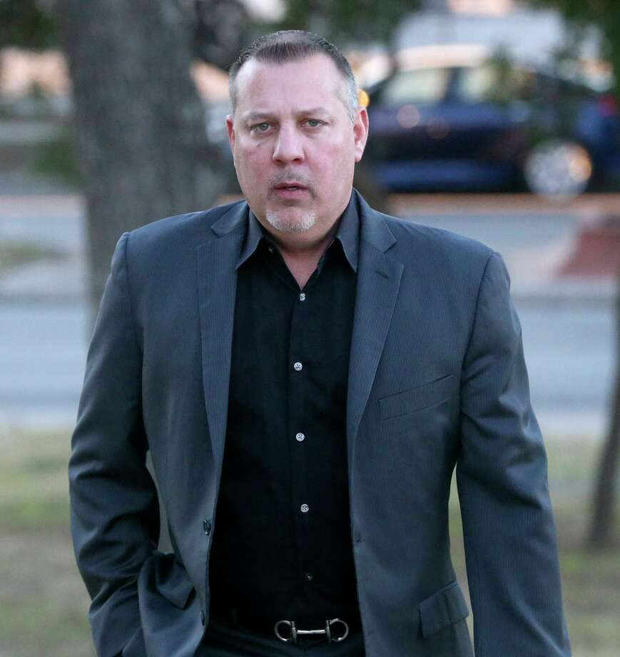Former FourWinds Logistics CEO Stan Bates heads to federal court on Jan. 8 to plead guilty to his role in defrauding investors in a now-defunct oil field services company. He pleaded guilty to eight felonies and is scheduled to be sentenced today. Photo: Staff File Photo / ©John Davenport/San Antonio Express-News