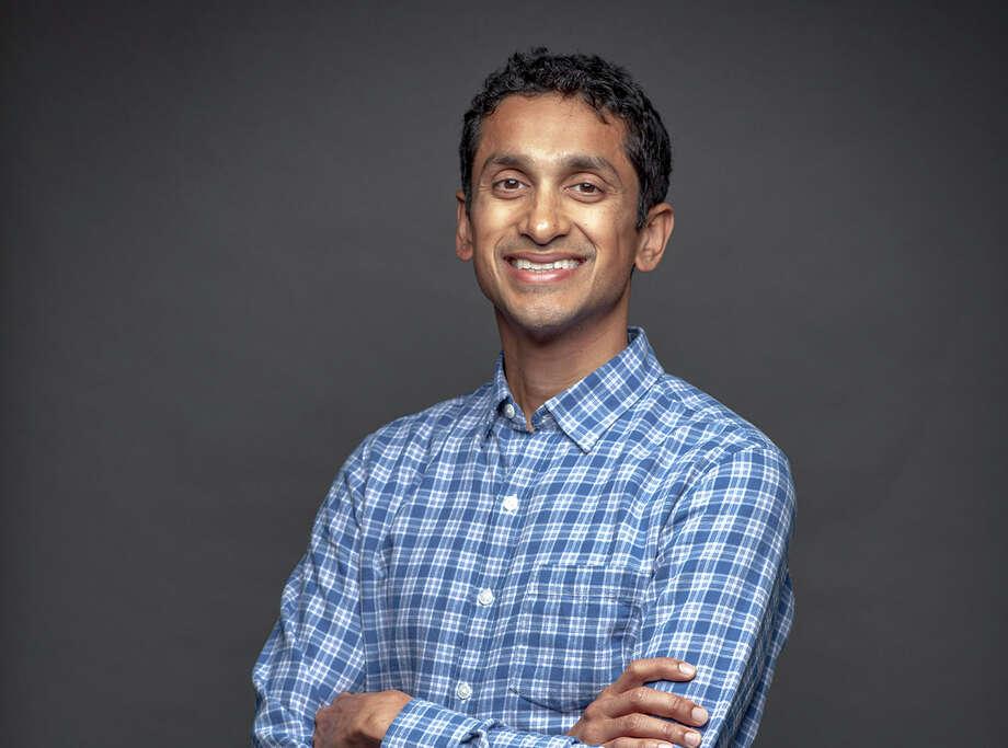 Premal Shah founded Kiva, an online lending platform. Photo: Peter DaSilva / ©2018Peter DaSilva