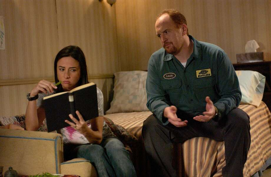 "Pamela Adlon worked with Louis C.K. on ""Lucky Louie"" and ""Better Things"" before he was accused of sexual misconduct."