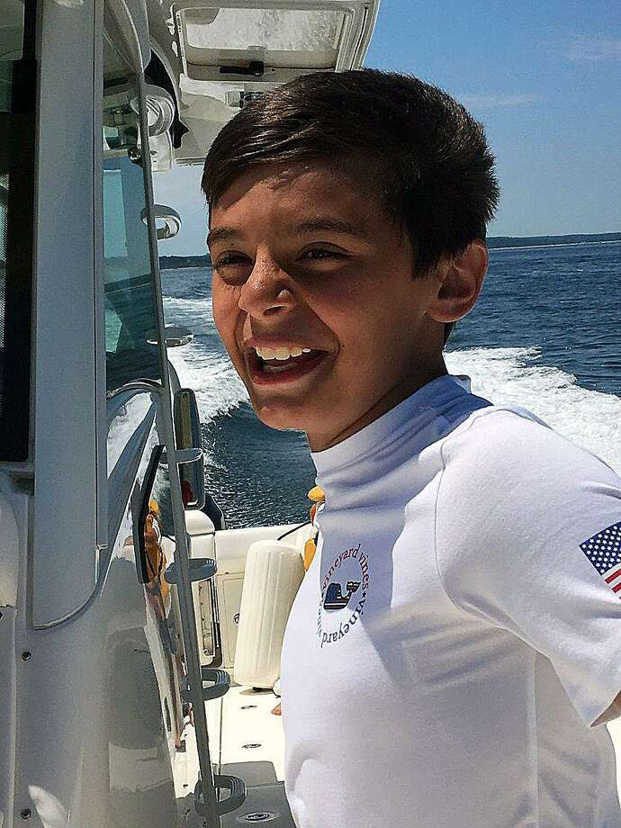 Nico Mallozzi, 10, died Sunday from complications of the flu. Photo: Contributed Photo