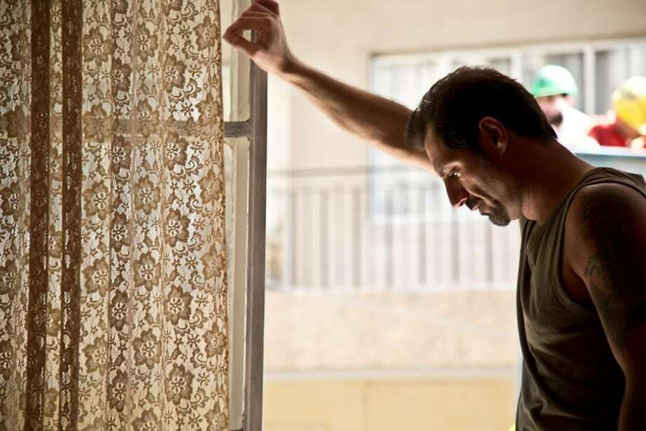 Adel Karam is Tony, a Lebanese Christian who gets into a dispute with a Palestinian workman. Photo: Cohen Media Group, TNS