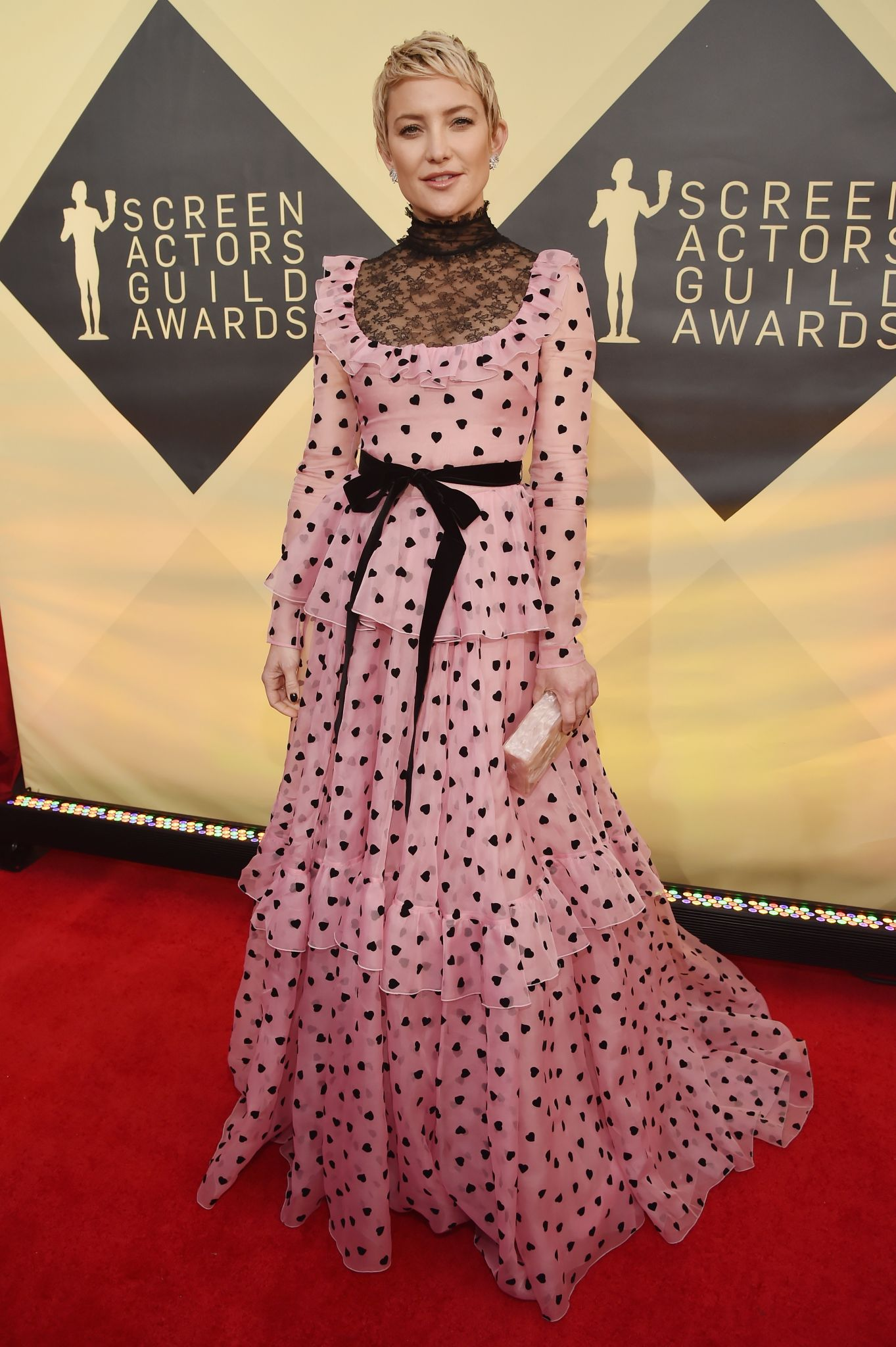 Celebrities at the 2018 SAG Awards: The best and worst red carpet looks