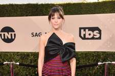 LOS ANGELES, CA - JANUARY 21:  Actor Jackie Tohn attends the 24th Annual Screen Actors Guild Awards at The Shrine Auditorium on January 21, 2018 in Los Angeles, California. 27522_006  (Photo by Alberto E. Rodriguez/Getty Images)