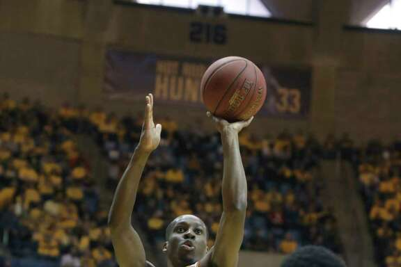 Texas' poor offensive showing against No. 6 West Virginia on Saturday was exemplified by point guard Matt Coleman's bad day - four points and one assist.