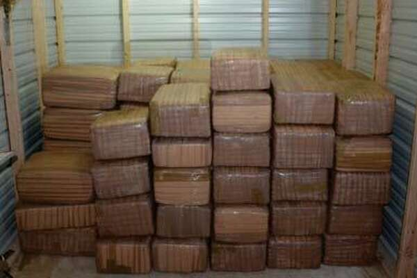 More than 2,000 pounds of pot were seized following a report of suspicious activity in Falcon.