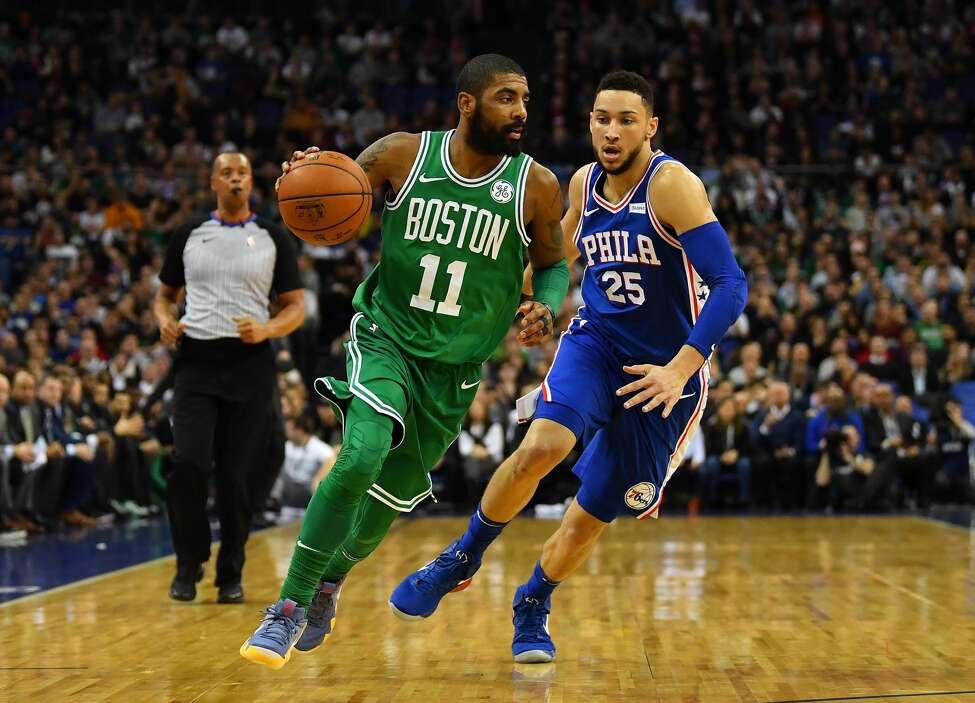 1. I might sell my soul to be able to dribble like Kyrie Irving.