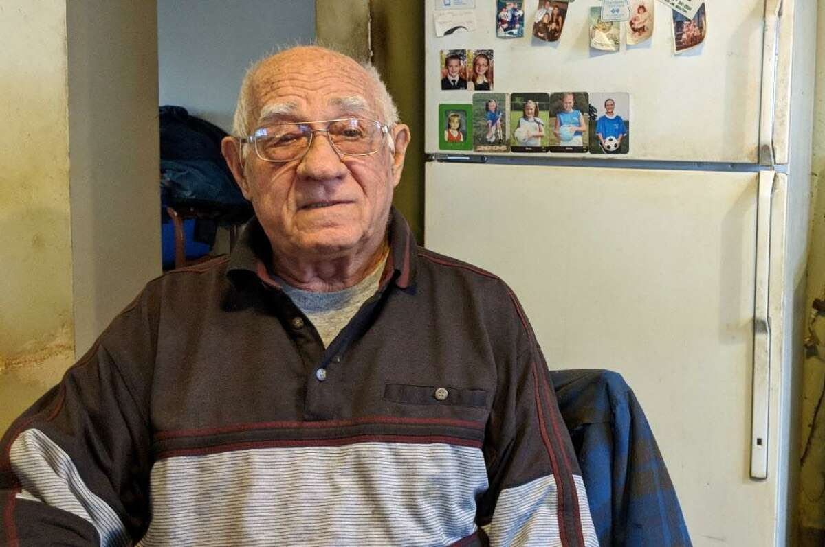 For decades, John Greco, 88, worked the concession stand at Palmer Field, volunteering for the Middletown High School Booster Club. He's best known for his homemade peppers and house speciality: the Greco Dog.