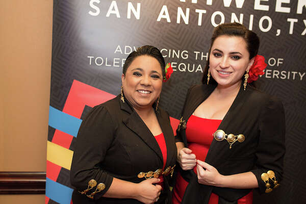 San Antonio's iconic Empire Theatre played host to musical, theatrical and cultural performance artists for the DreamWeek Mayor's Ball on Saturday, Jan. 20, 2018. The ball was the finale event of the 2018 Summit.