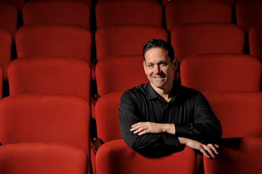 Opera Saratoga's general and artistic director Lawrence Edelson.